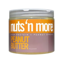 Nuts 'N More High Protein Peanut Butter, 16oz (1494103621697)