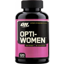 Optimum Nutrition Opti-Women, 120 capsules (1494176137281)