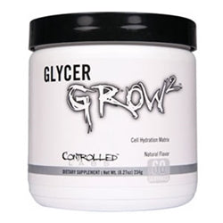 Controlled Labs GlycerGrow 2, 60 servings