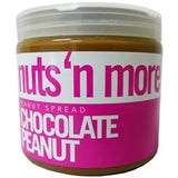 Nuts 'N More Classic Chocolate Peanut Spread, 16oz