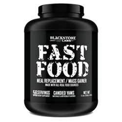Blackstone Labs Fast Food, 56 servings (Candied Yams) (1494209658945)