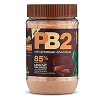 Bell Plantation PB2 Powdered Peanut Butter with Premium Chocolate, 16oz (453.6g) (1494102376513)