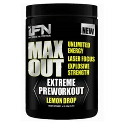 iForce Max Out, 30 servings (1494212804673)