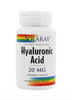 SOL HYALURONIC ACID 20mg 60C (4548919394364)