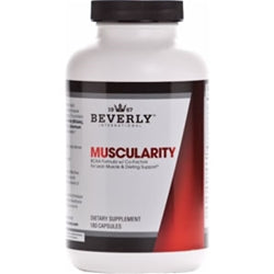 Beverly International Muscularity, 180 capsules (1494060171329)
