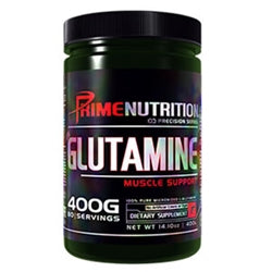 Prime Nutrition Glutamine, 400g (1494196289601)