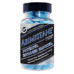 Hi-Tech Pharmaceuticals Arimistane, 60 tablets
