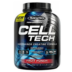 Muscletech Cell-Tech, 6lbs.