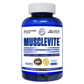 Hi-Tech Pharmaceuticals MuscleVite, 180 Tablets (3925572714561)