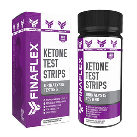 Finaflex Ketone Test Strips 100Ct (3957132394561)