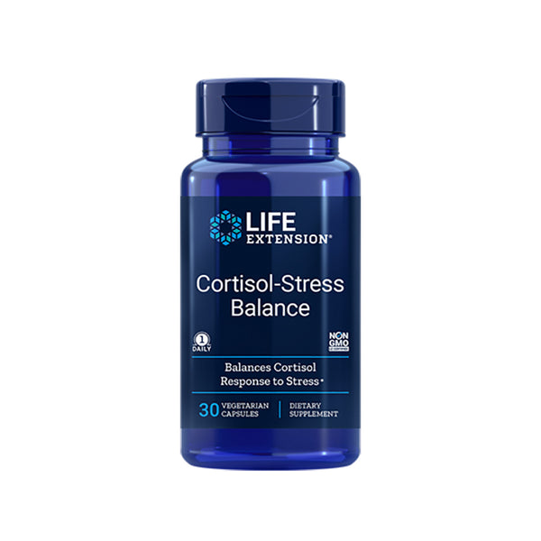 Life Extension Cortisol-Stress Balance (3926742368321)