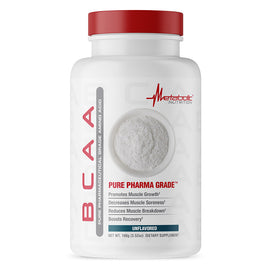 Metabolic Nutrition BCAA 100g