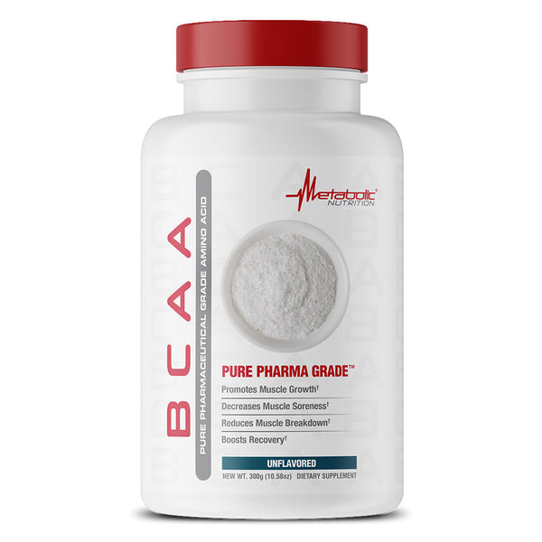 Metabolic Nutrition BCAA 300g (3932559179841)