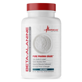 Metabolic Nutrition Beta-Alanine 100g