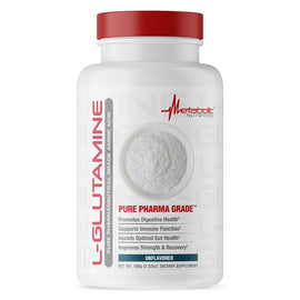 Metabolic Nutrition L-Glutamine 100g