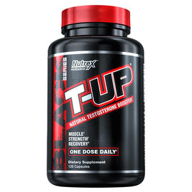 Nutrex Research T-Up Black 120C (3927861788737)