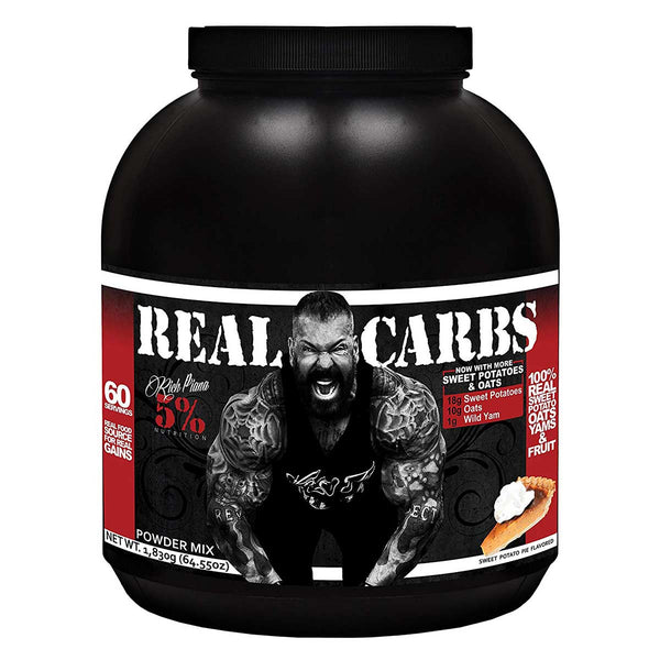 Rich Piana 5% Nutrition Real Carbs, 4lb (1494079307841)