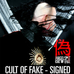Cult Of Fake Signed CD