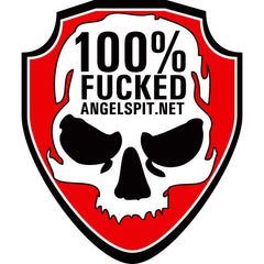 Angelspit 100% F-CKED Patch