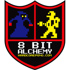 Hardcore Pong 8 Bit Alchemy Patch