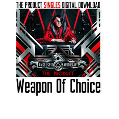 Weapon Of Choice Single Digital Download