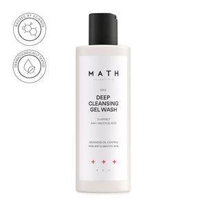 TOP 1 deep pore cleansing active face wash