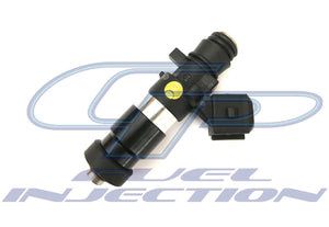 970cc BOSCH EV14 12 Ohm Extended O-O 48mm Jetronic (EV1) Multi Spray Long Nozzle 11mm MD