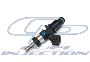 970cc BOSCH EV14 12 Ohm Extended O-O 48mm Jetronic (EV1) Multi Spray Long Nozzle 11mm D