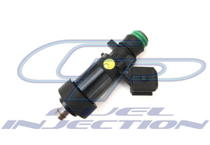 970cc BOSCH EV14 12 Ohm Extended O-O 48mm Jetronic (EV1) Multi Spray Long Nozzle 11mm MK