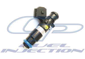 970cc BOSCH EV14 12 Ohm Extended Bottom O-O 48mm Jetronic (EV1) Conical Spray Long Nozzle 14mm