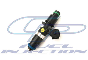970cc BOSCH EV14 12 Ohm Extended O-O 61mm Jetronic (EV1) Multi Spray Long Nozzle 11mm CK