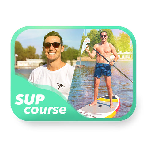 SUP COURSE with Cameron