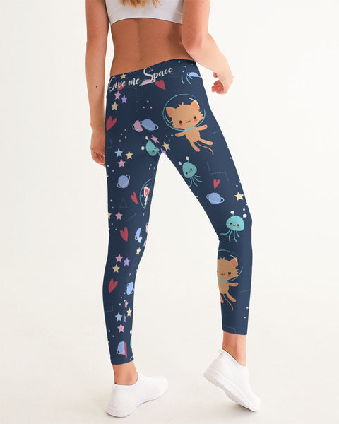 Give me Space! Women's Yoga Pant