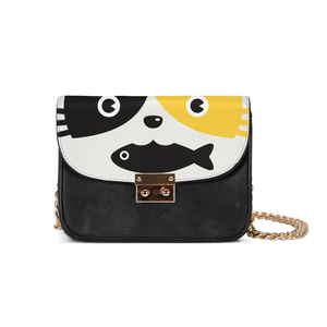 Pes-Cat-Terian Small Shoulder Bag