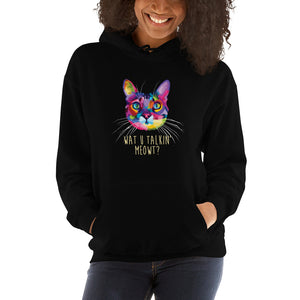 Meowt? Hooded Sweatshirt