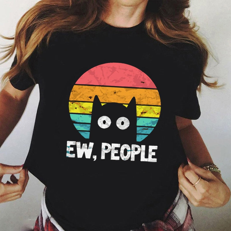 Ew People! I Can Relate Tee