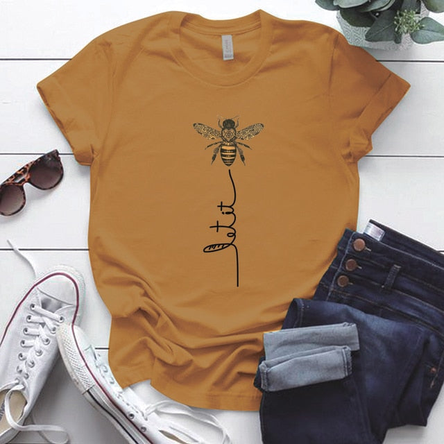 Let It Bee T Shirt