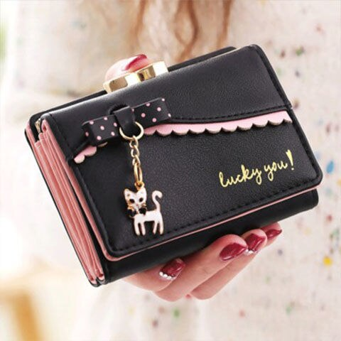 My Cat Wallet Elegant