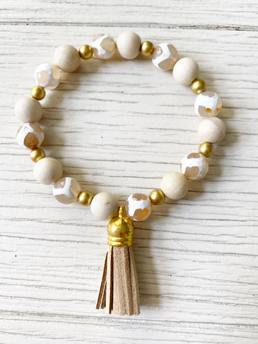 All Cream Tassel