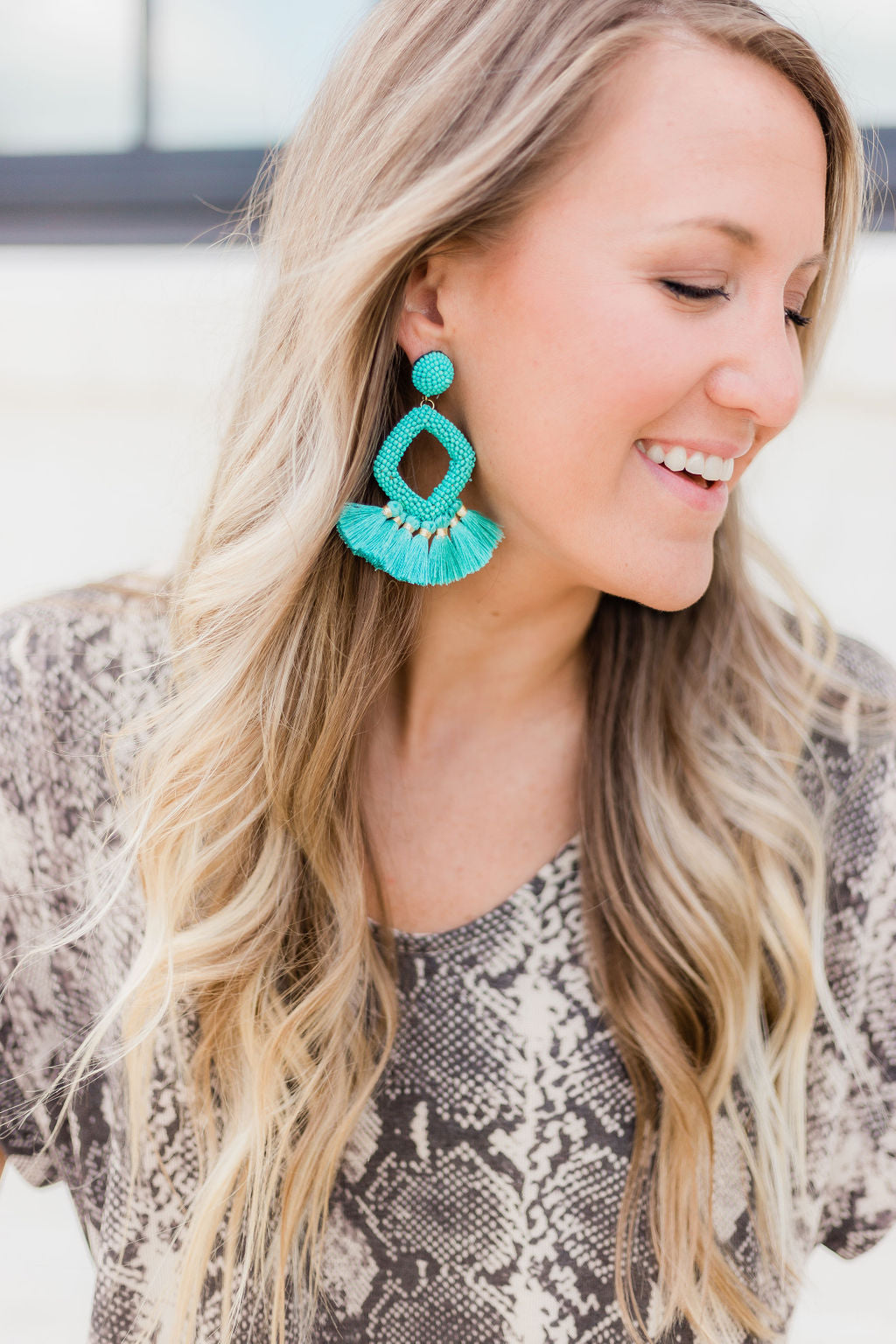 Turquoise Statements