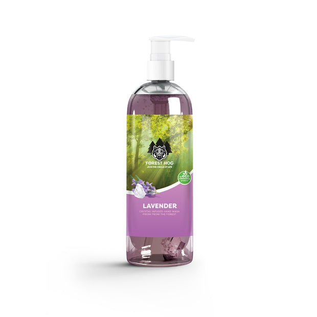 Crystal Infused Nourishing Handwash