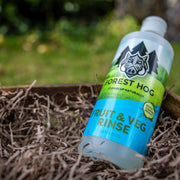 Natural Fruit & Veg Cleaner - Forest Hog's Wash n Rinse