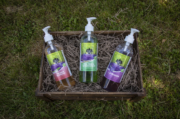 Natural Forest Hog Hand Wash