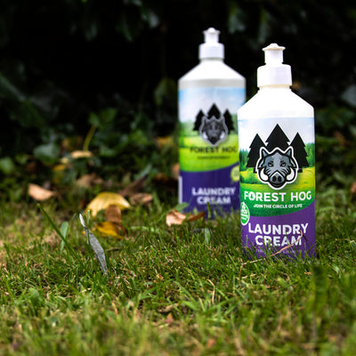 Natural Laundry Detergent - Forest Hog's Laundry Cream