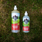 Natural Dishwashing Liquid - Forest Hog's Squeaky Dishes