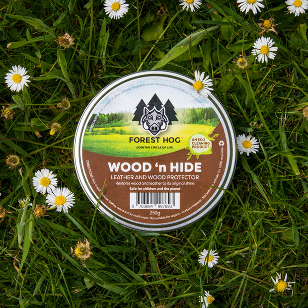 Natural Restoration Balm - Forest Hog's Wood 'n Hide Restore