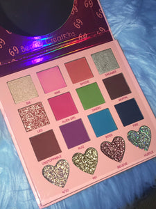 Annette69 x Beauty Creations palette