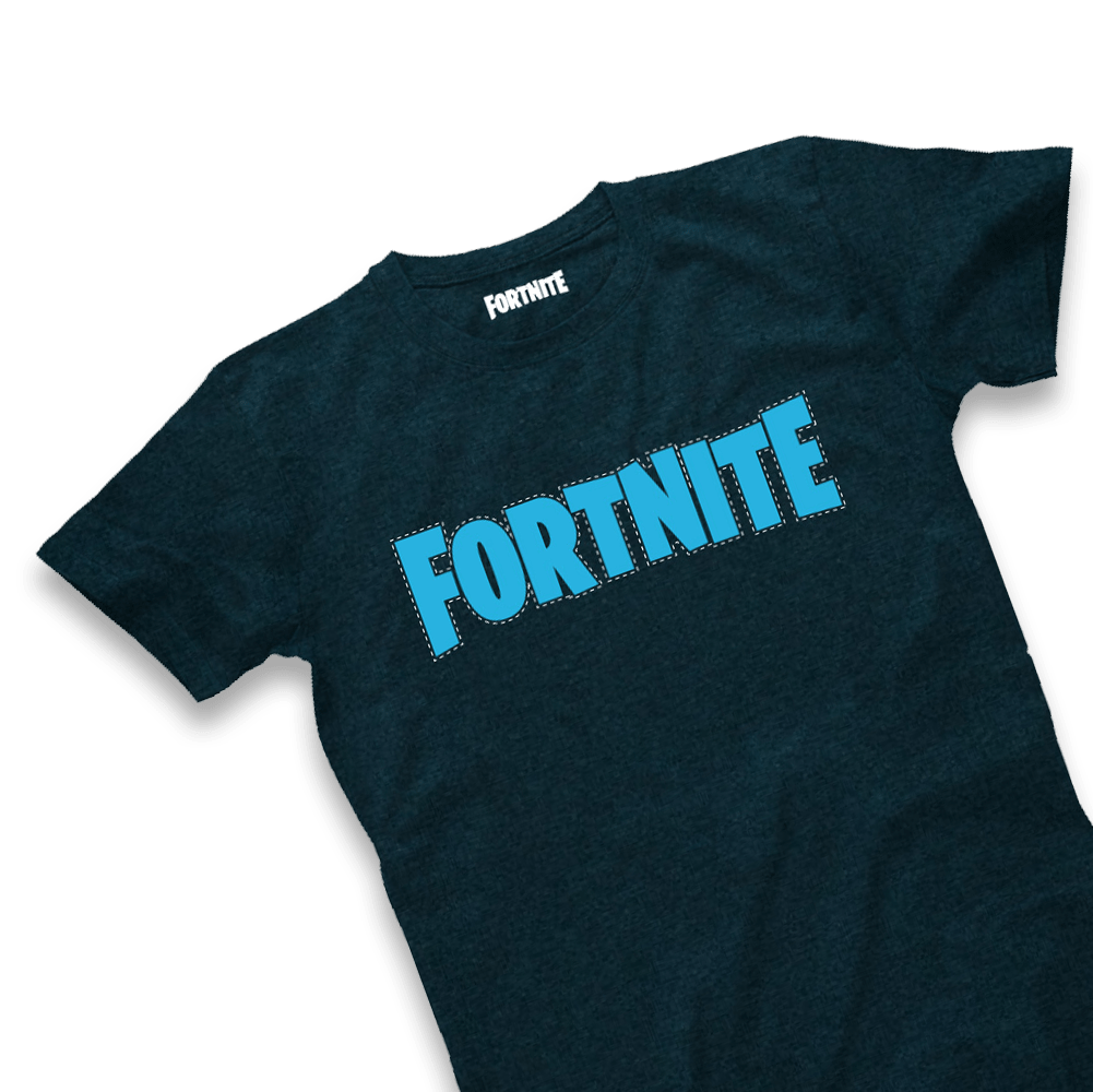 Fortnite Stitched Logo Tee