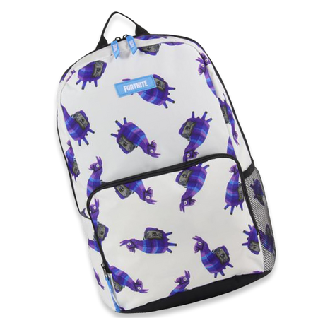 Fortnite Amplify Backpack - Cream/Blue