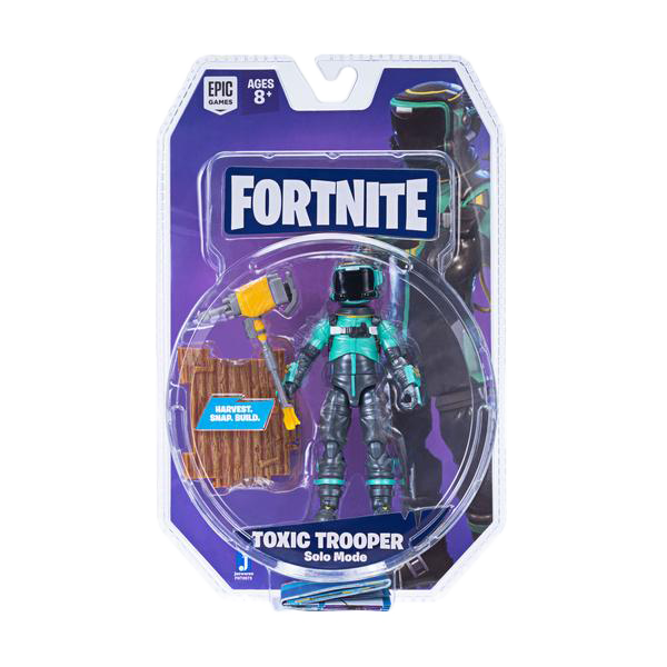 Solo Mode Series 2: Toxic Trooper